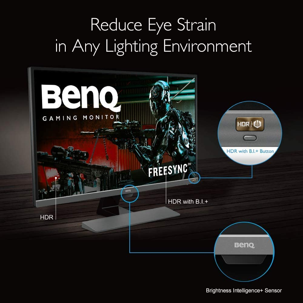 BenQ EW3270U 32 Inch 4K HDR Monitor